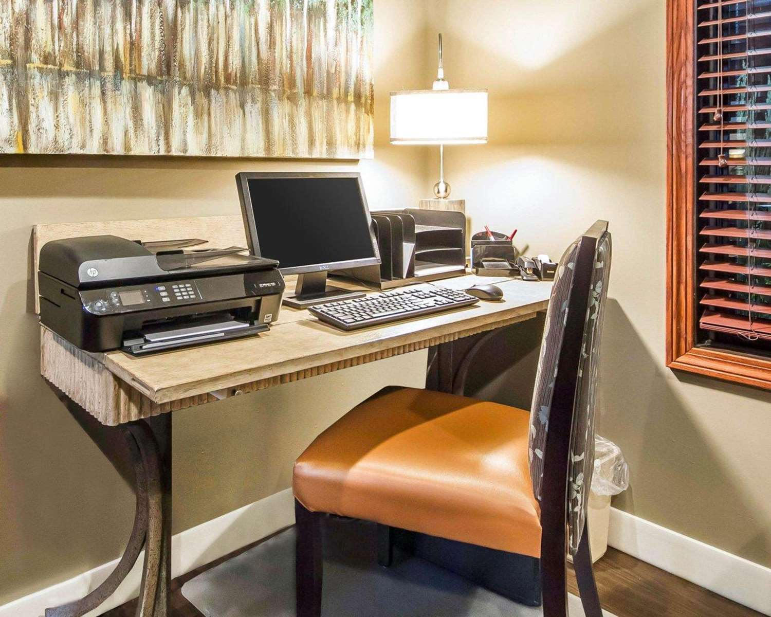 Conference Area - Comfort Suites Ramsey