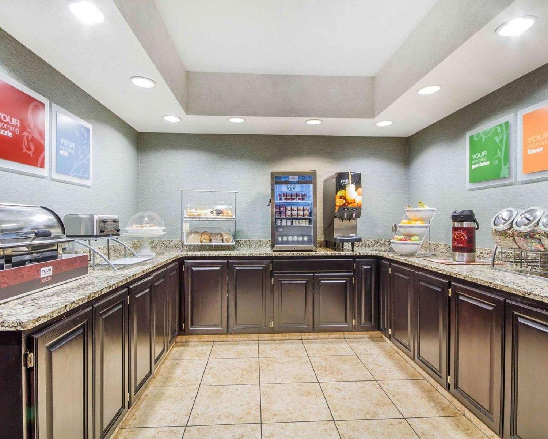 Restaurant - Comfort Suites Ramsey