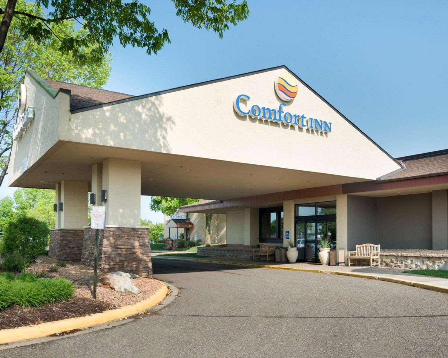 Exterior view - Comfort Inn Plymouth