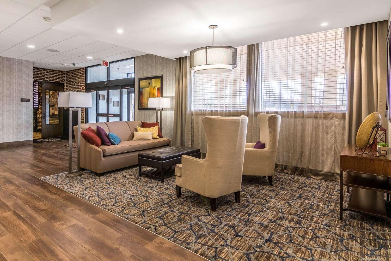 Lobby - Comfort Inn Plymouth