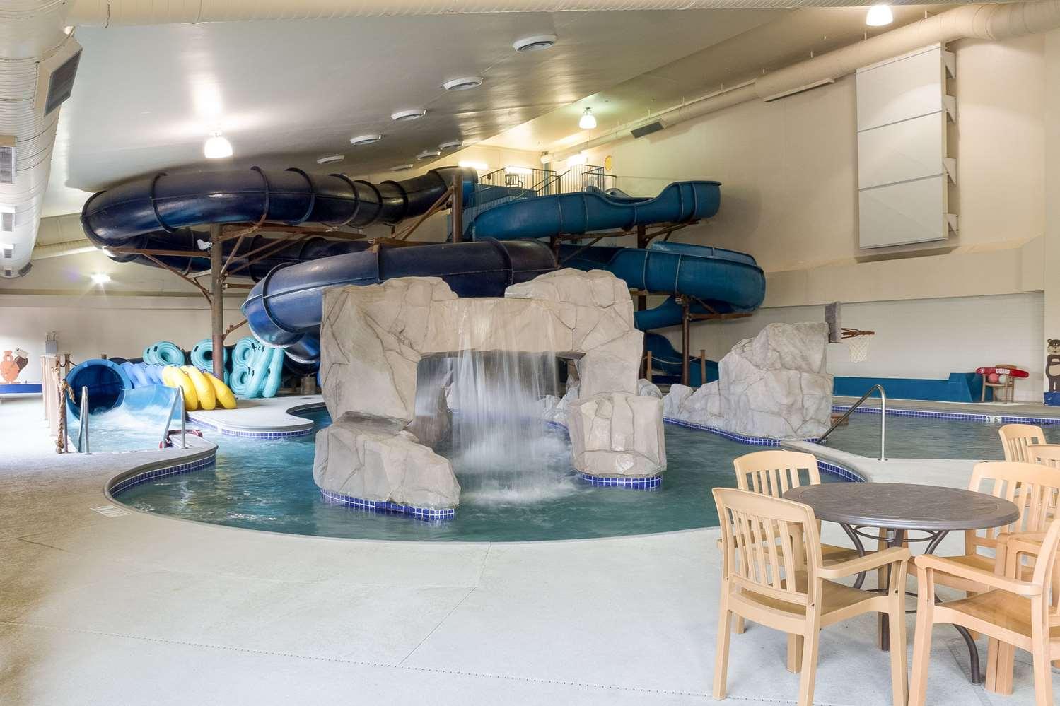 Pool - Comfort Suites Rapid River Lodge Baxter