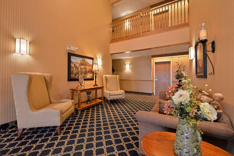 Lobby - Comfort Inn Albert Lea