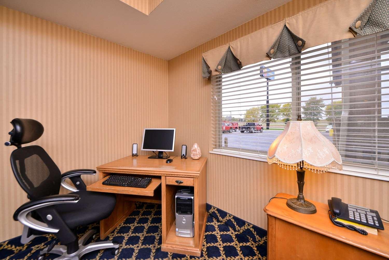 Conference Area - Comfort Inn Albert Lea
