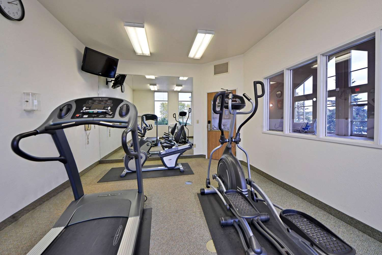 Fitness/ Exercise Room - Comfort Inn Albert Lea