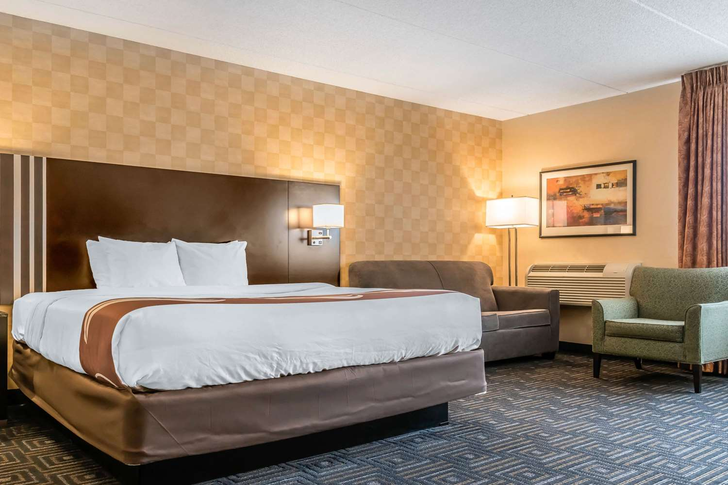 Room - Quality Inn & Suites Minneapolis Airport Bloomington