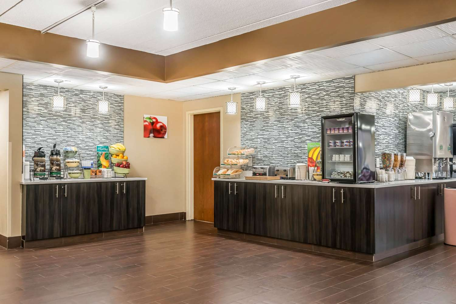 Restaurant - Quality Inn & Suites Minneapolis Airport Bloomington