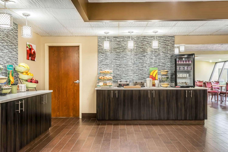 Restaurant - Quality Inn & Suites Minneapolis Airport Bloomington