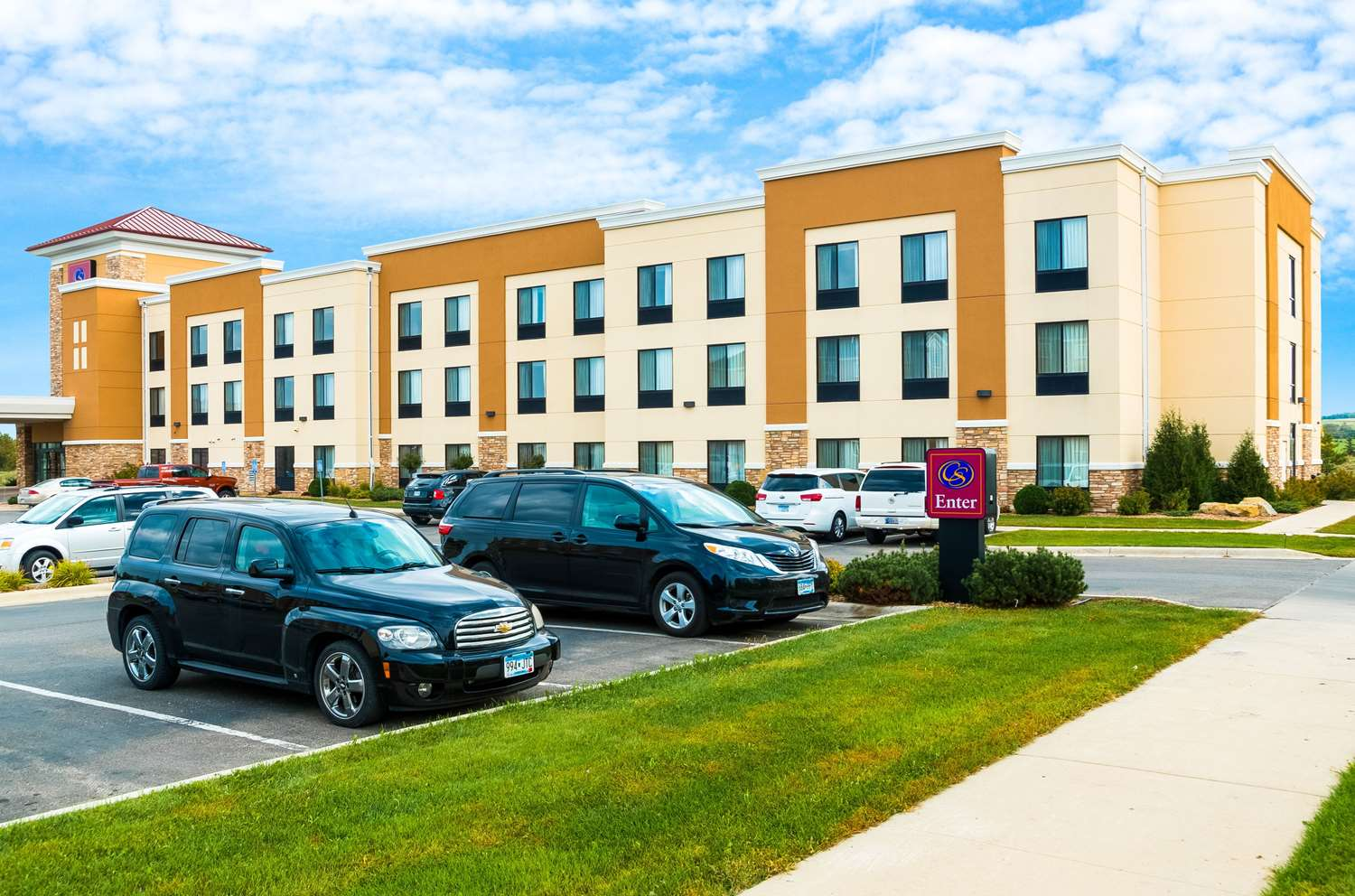 Exterior view - Comfort Suites Airport Rochester