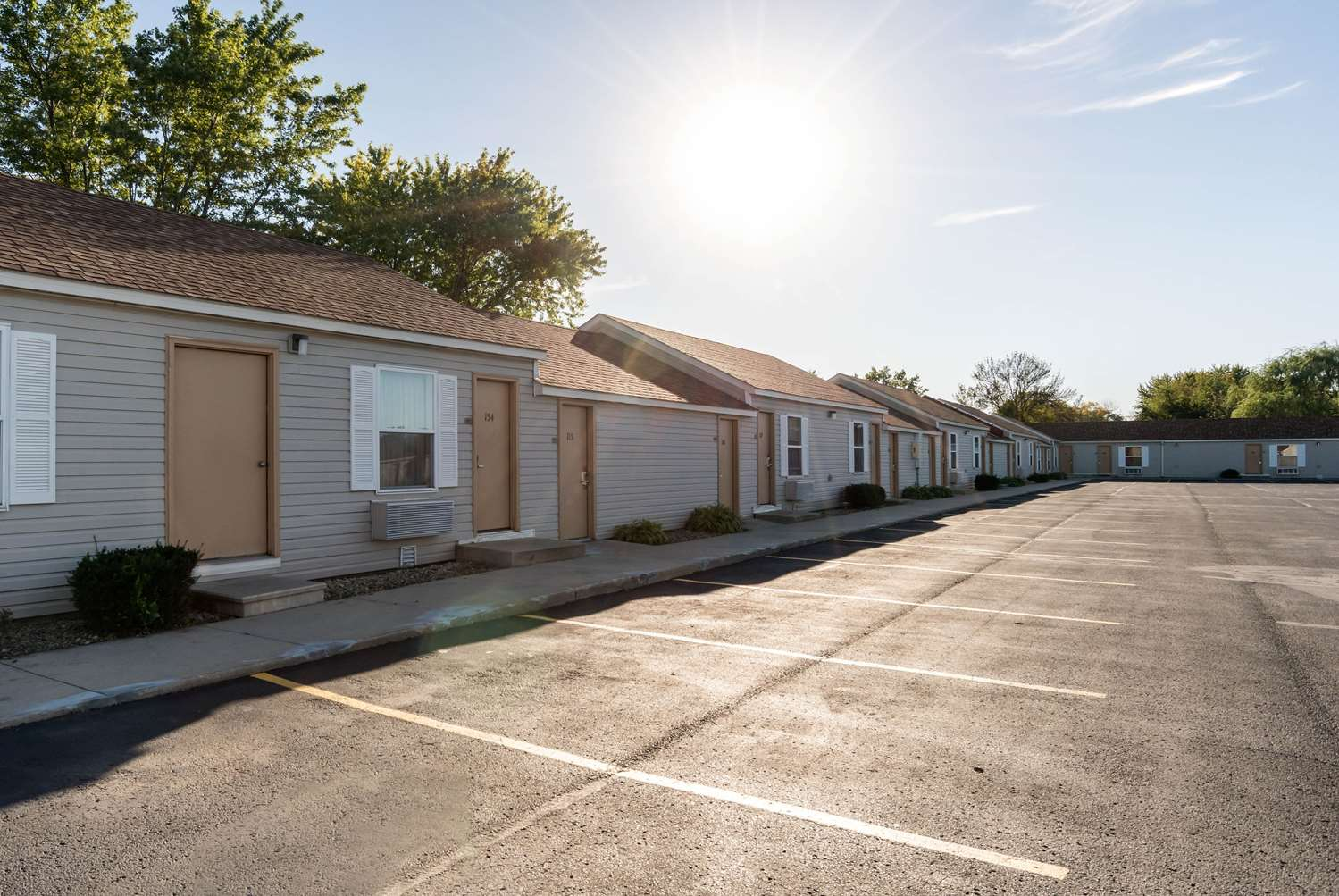 Exterior view - Rodeway Inn & Suites Austin