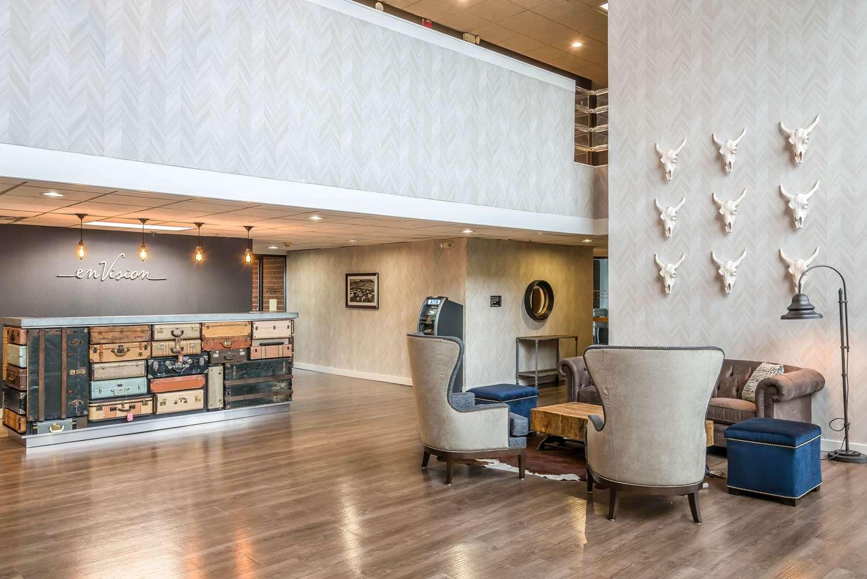 Lobby - enVision Hotel South St Paul