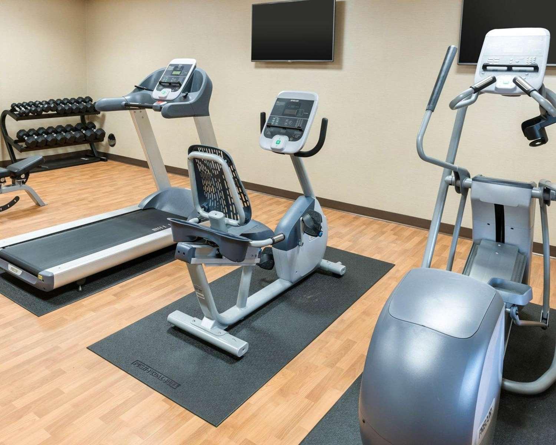 Fitness/ Exercise Room - Comfort Inn & Suites Rochester