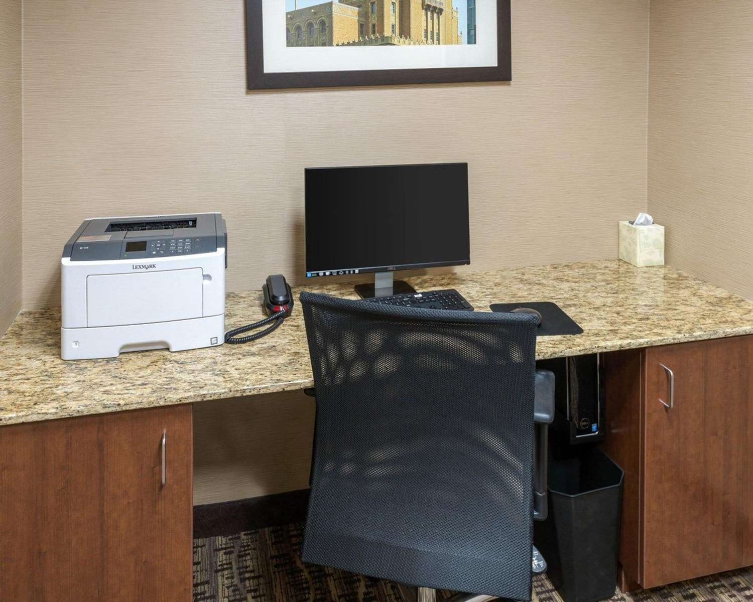Conference Area - Comfort Inn & Suites Rochester