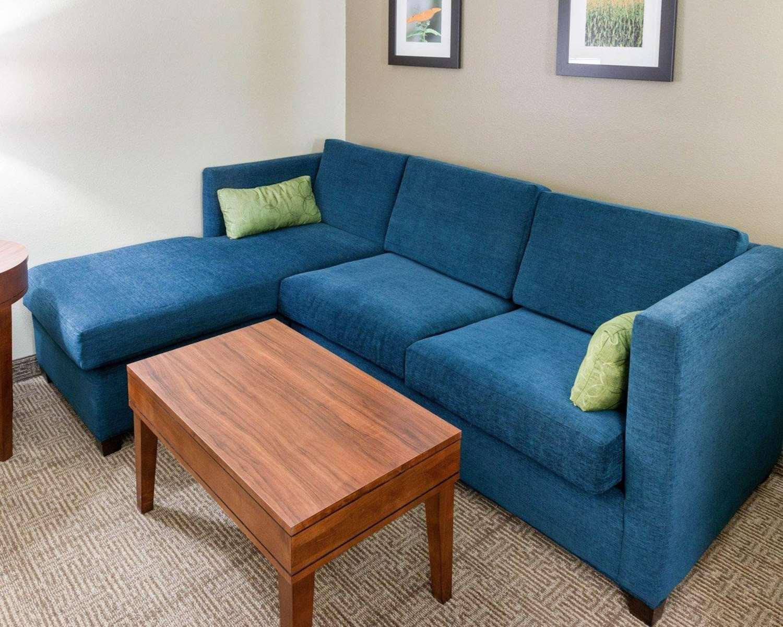 Suite - Comfort Inn & Suites Rochester