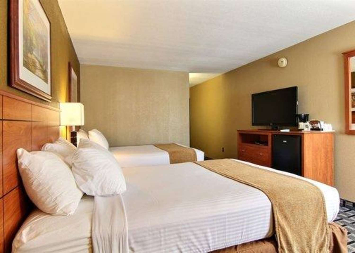 Room - Quality Inn Thief River Falls