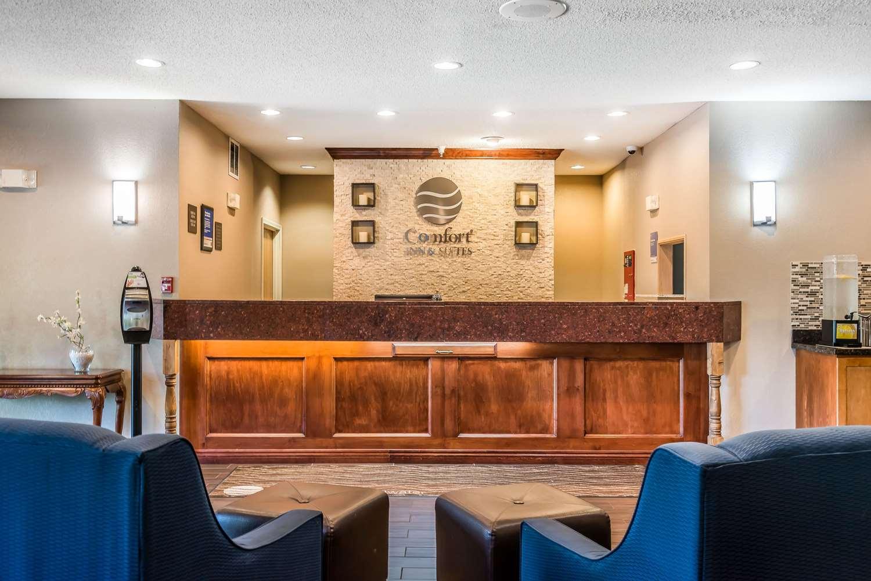 Lobby - Comfort Inn & Suites Stillwater