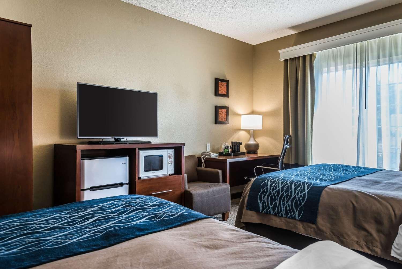 Room - Comfort Inn & Suites Stillwater
