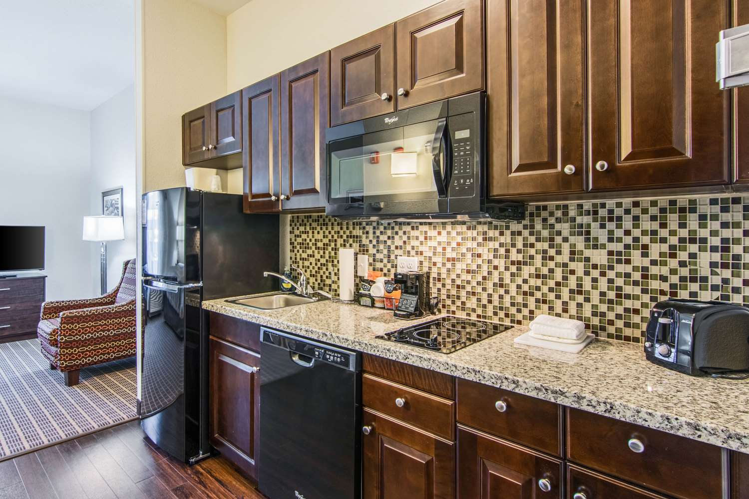 Suite - Mainstay Suites Rochester