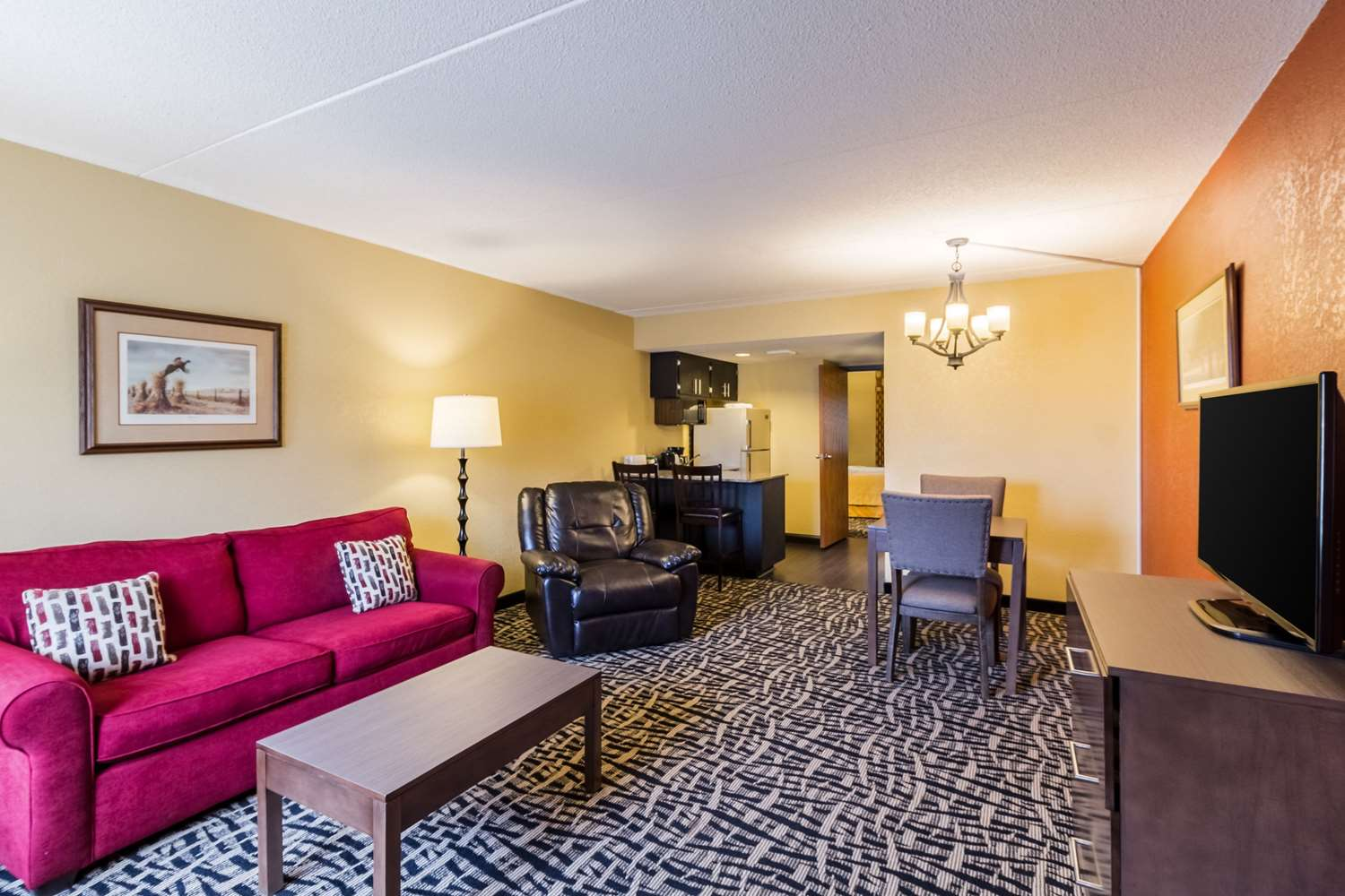 Room - Quality Inn & Suites Rochester