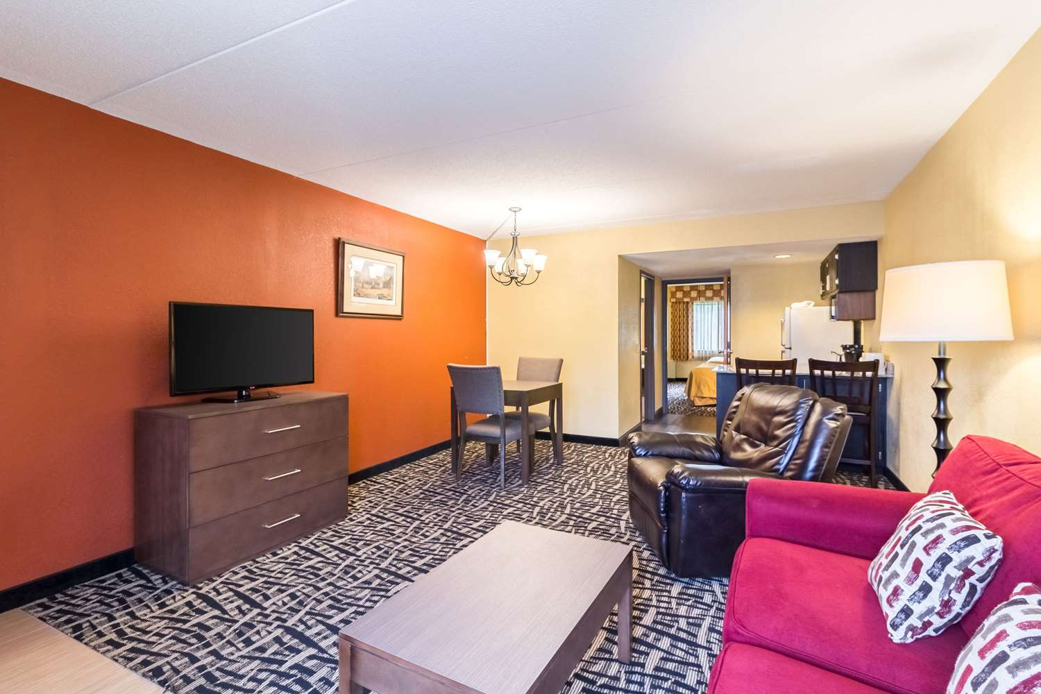 Suite - Quality Inn & Suites Rochester