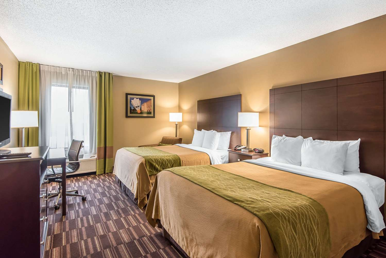 Room - Comfort Inn Worlds of Fun Kansas City
