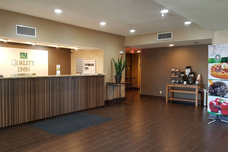 Lobby - Quality Inn Cameron