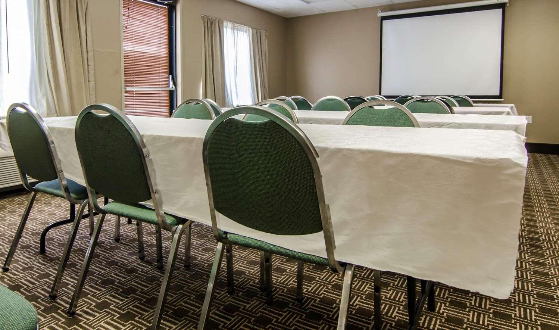 Meeting Facilities - Quality Suites St Joseph