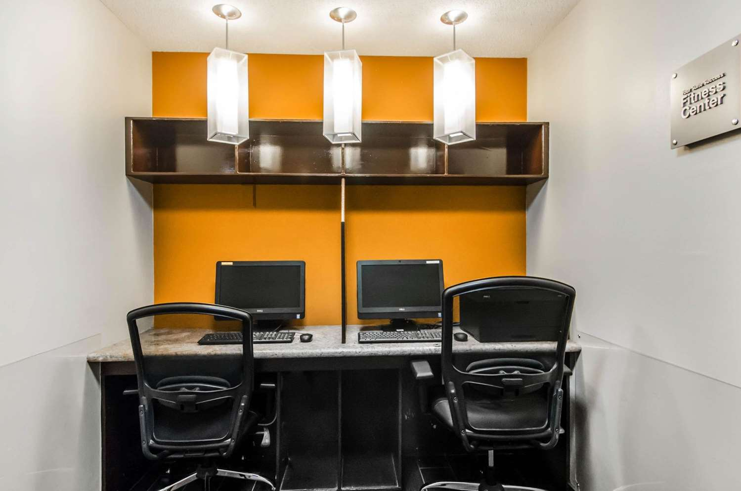 Conference Area - Quality Suites St Joseph
