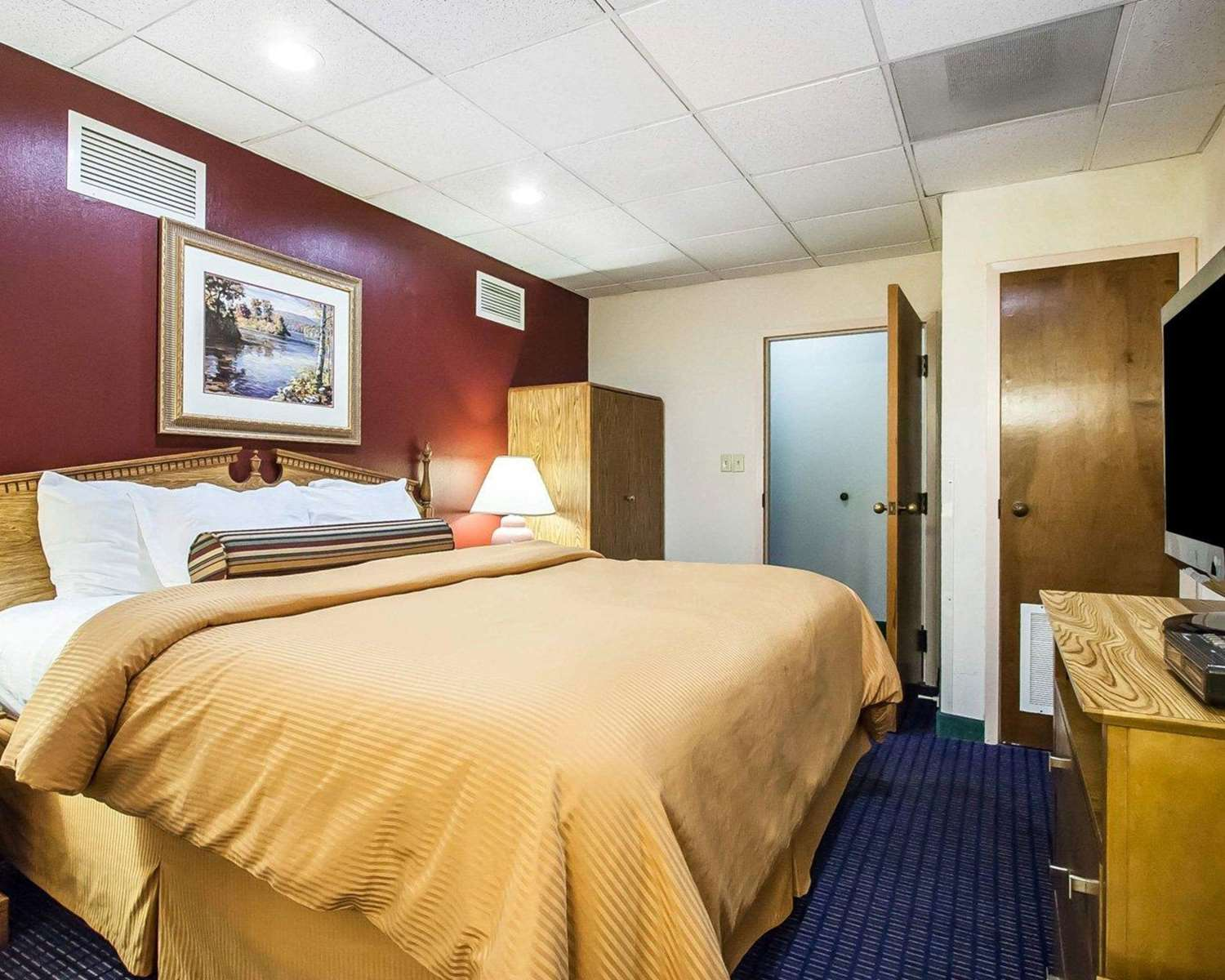 Suite - Clarion Hotel at the Palace Branson