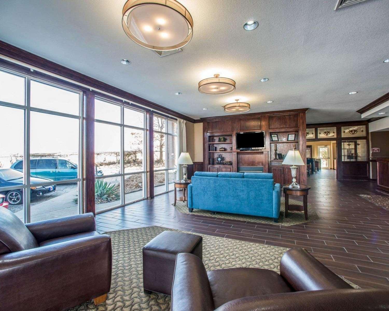 Lobby - Comfort Suites Columbia