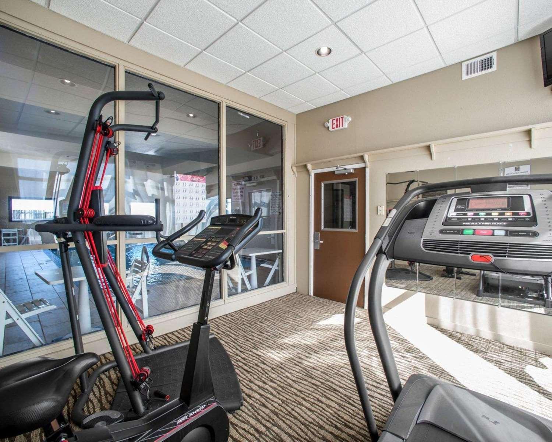 Fitness/ Exercise Room - Comfort Inn & Suites Hazelwood