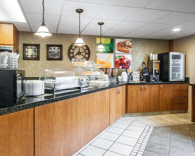 Restaurant - Quality Inn & Suites North Glenstone Springfield