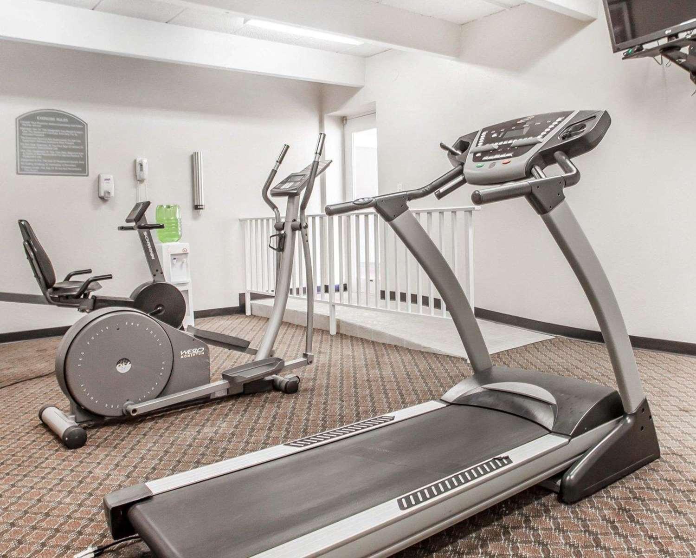 Fitness/ Exercise Room - Quality Inn Lake Ozark