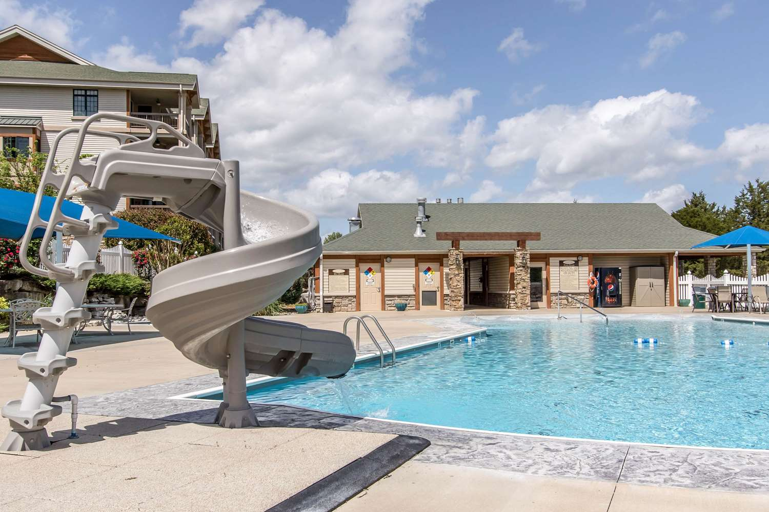 Paradise Point Resort By Bluegreen Vacations Hollister Mo