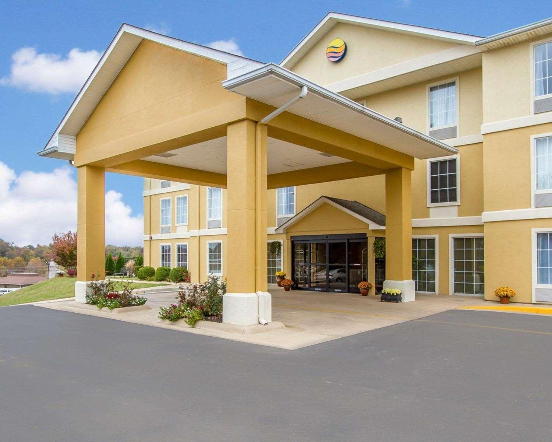 Exterior view - Comfort Inn Poplar Bluff