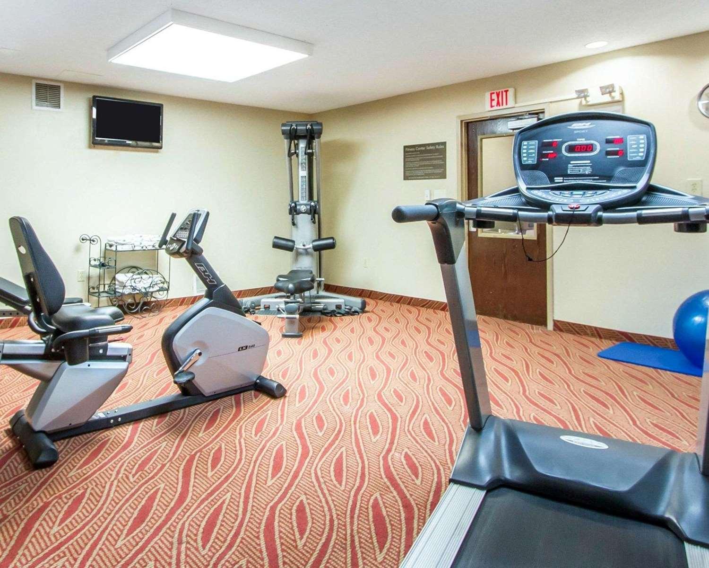 Fitness/ Exercise Room - Comfort Inn Poplar Bluff