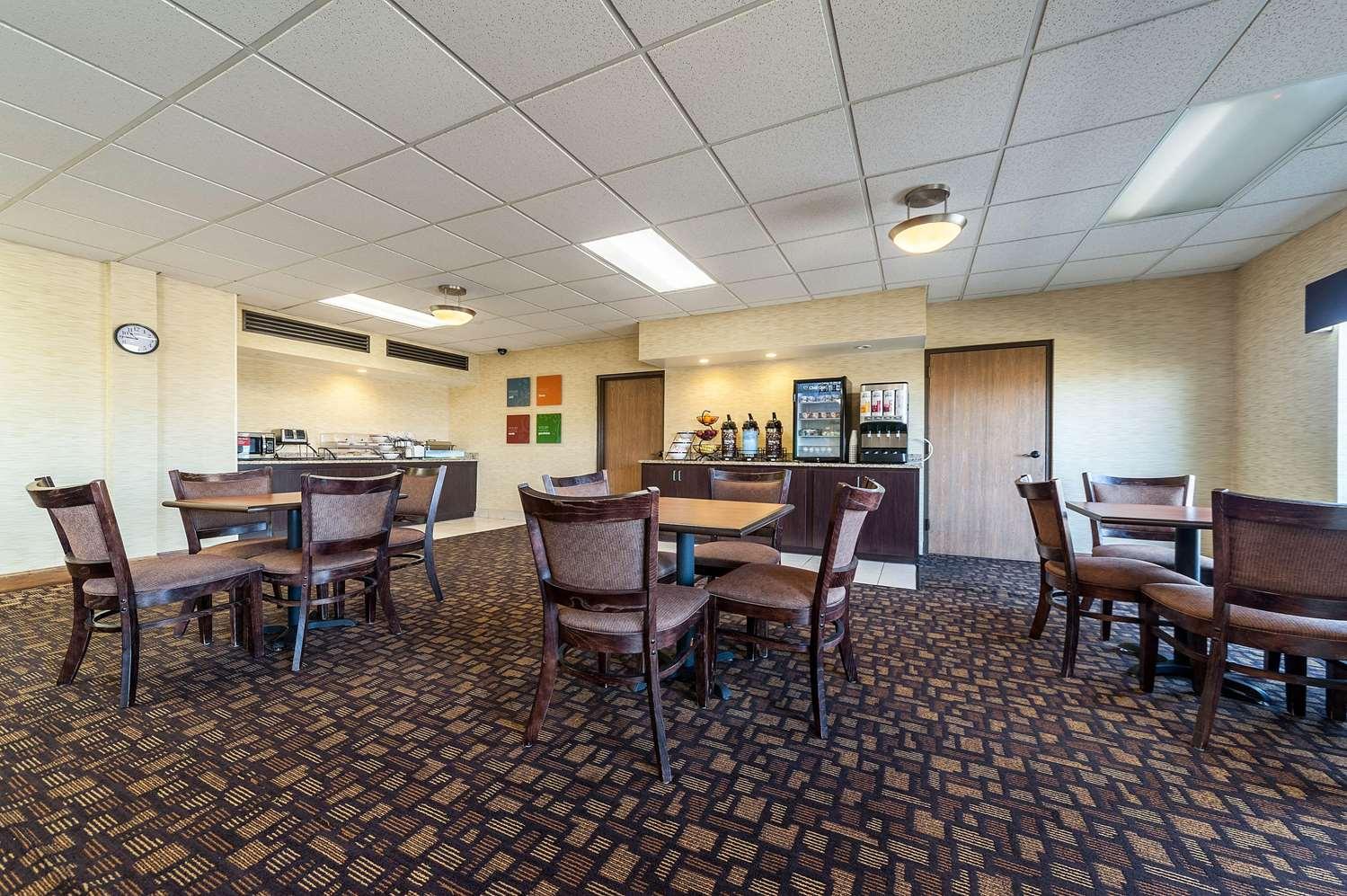 Restaurant - Comfort Inn Clarksdale
