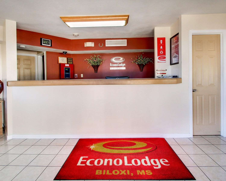 Lobby - Econo Lodge Biloxi