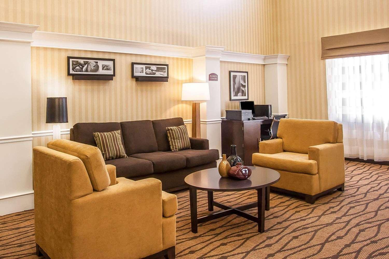 Lobby - Sleep Inn & Suites Pearl