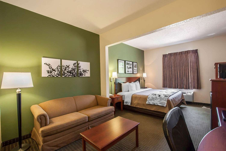 Suite - Sleep Inn & Suites Pearl