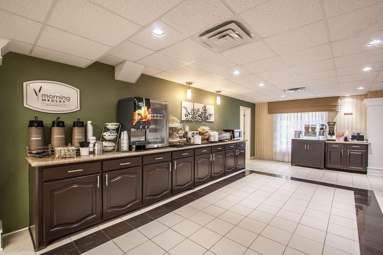 Restaurant - Sleep Inn & Suites Pearl