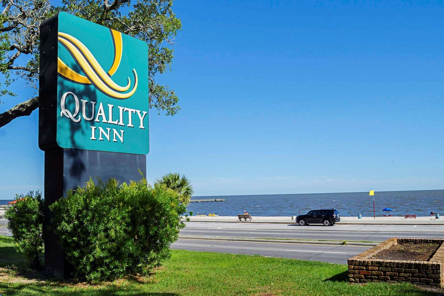 Exterior view - Quality Inn Beach Biloxi