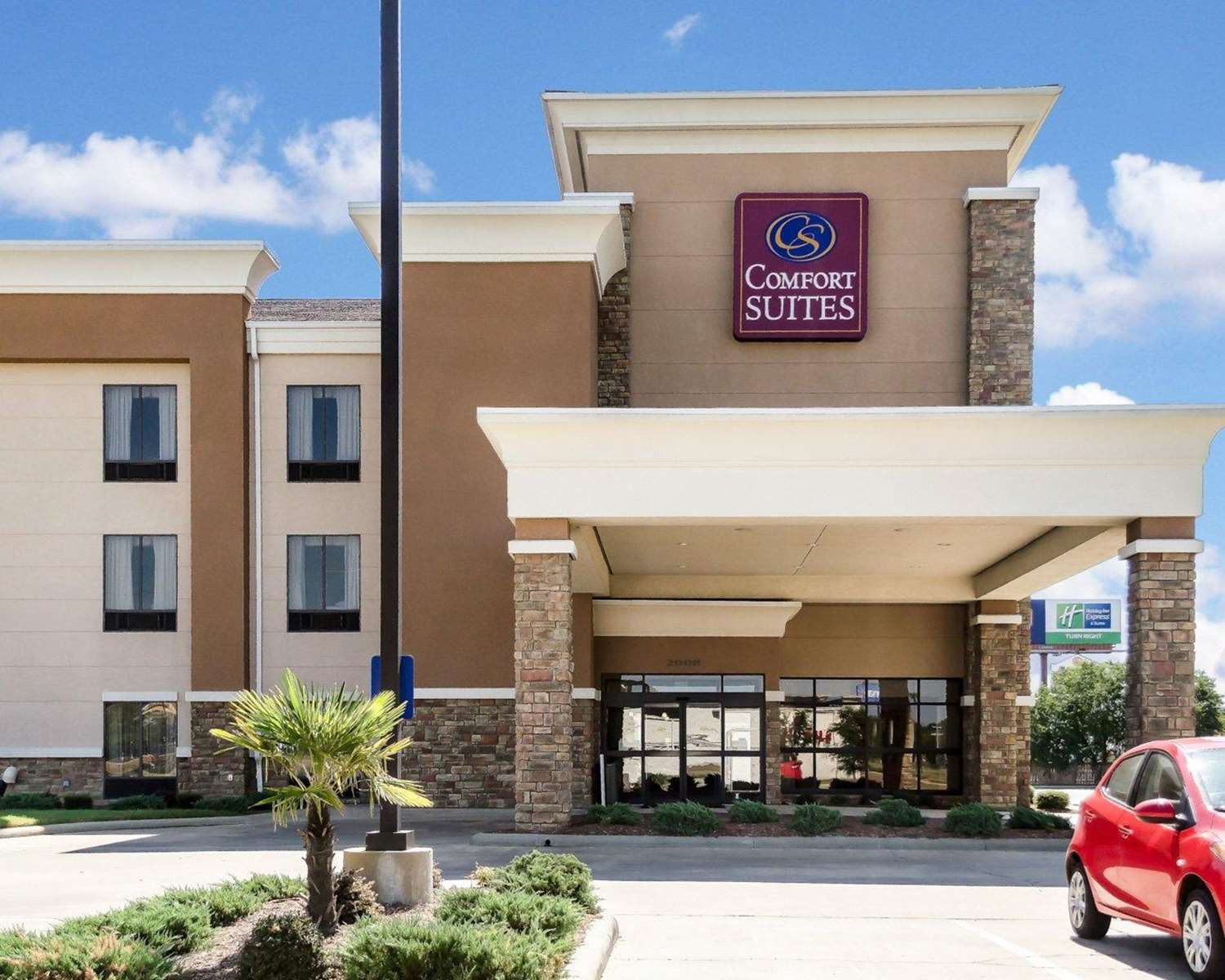 Comfort Suites hotel in Greenwood, MS