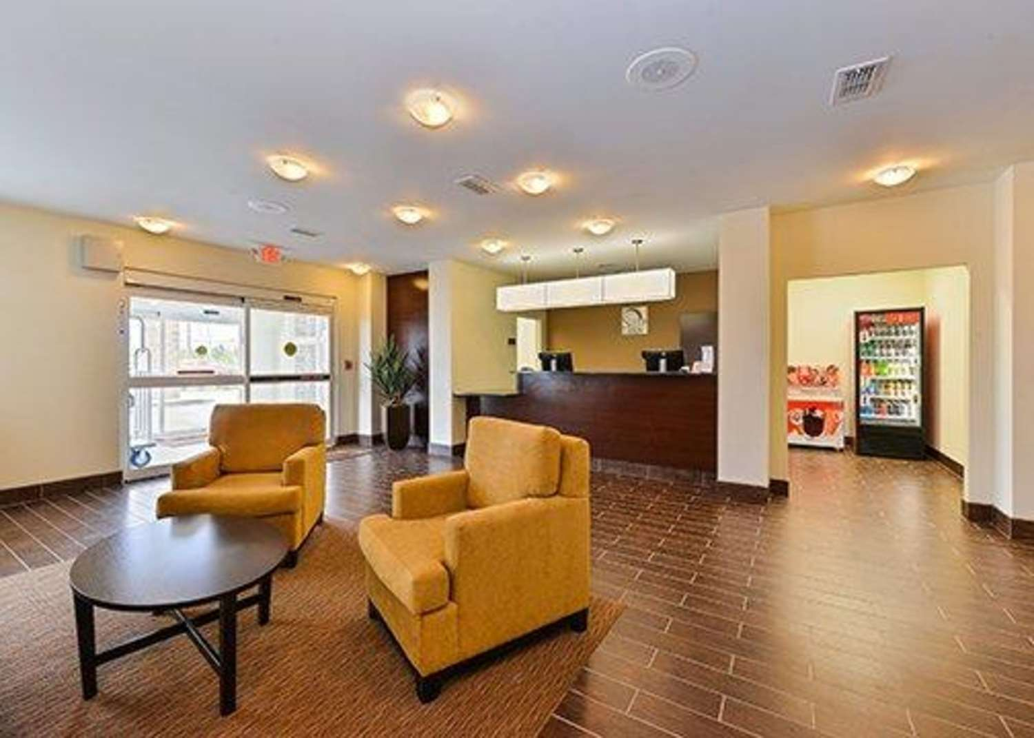 Lobby - Sleep Inn & Suites Gulfport