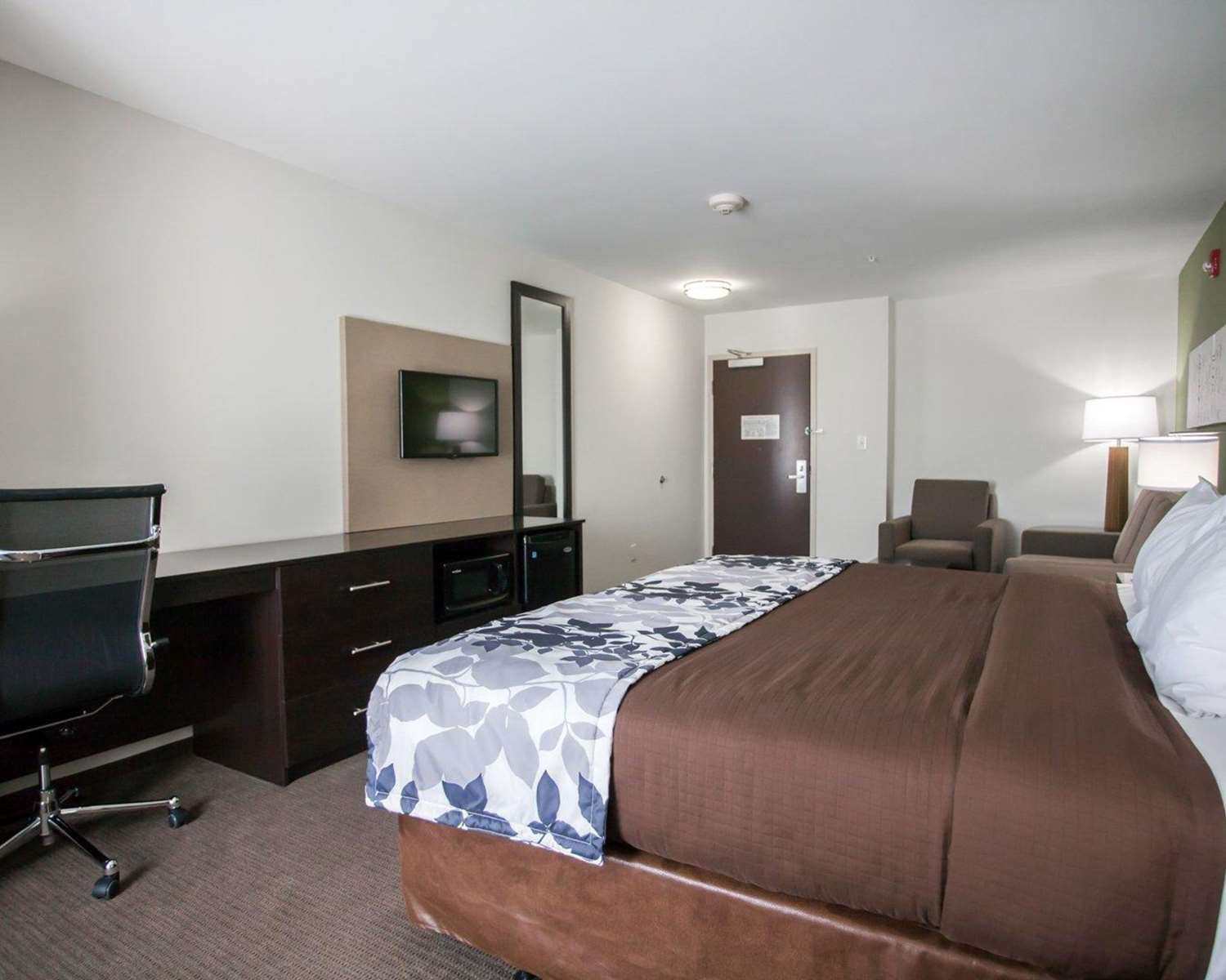 Suite - Sleep Inn & Suites Gulfport