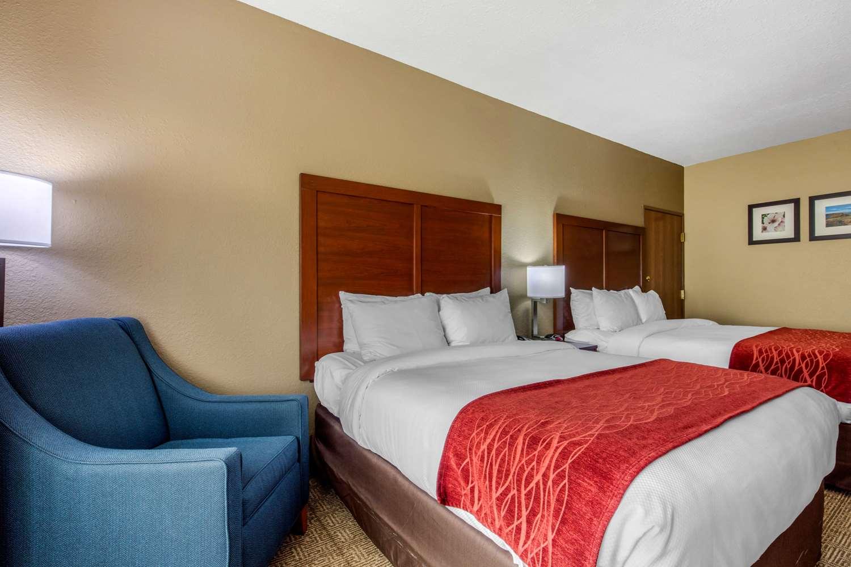 Room - Comfort Inn & Suites McComb