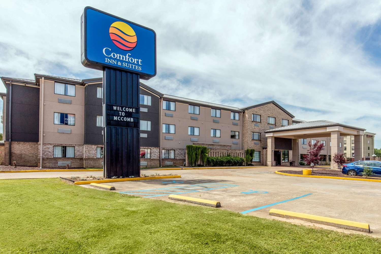 Exterior view - Comfort Inn & Suites McComb
