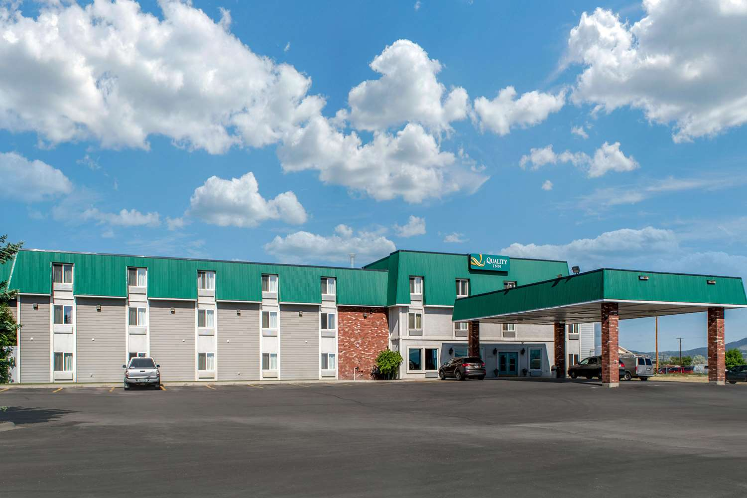 Exterior view - Quality Inn Airport Helena