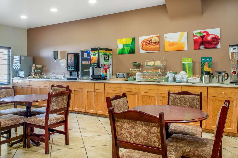 Restaurant - Quality Inn Airport Helena