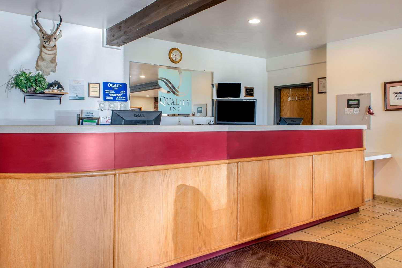 Lobby - Quality Inn Airport Helena