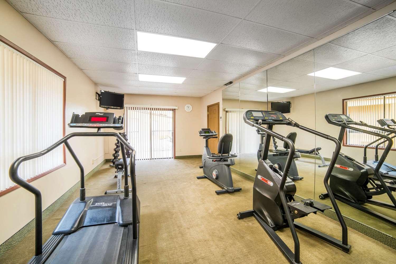 Fitness/ Exercise Room - Quality Inn Kalispell